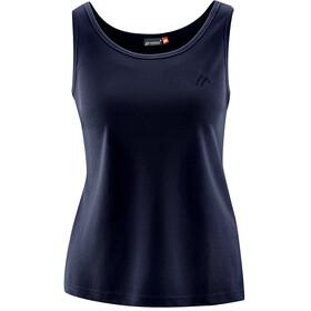 Maier Sports Petra Top Mujer, azul